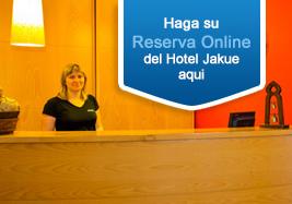 Reserva online Hotel Jakue